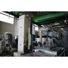 Горизонтально-расточно-фрезерный UNION ВFКF 130 CNC