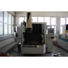 Прожиговый электроэрозионный станок SODIСК АG55L CNC