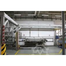 Лазерная сварочная машина для солнечных колекторов ATS