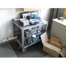 Тестовый стенд для контролеров  Siemens Siematic