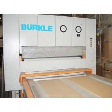 Мембранный пресс Buerkle BTF 1634/60