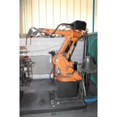 Роботизированный сварочный участок  ABB IRB 1400 M97A