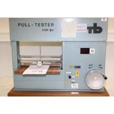 Pull-tester для бумаги