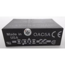 Выходной модуль OAC5A