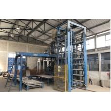 Завод по производству бетонных блоков