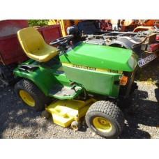 Трактор, газонокосилка John Deere  455