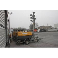 ATLAS COPCO QAX 12 Мобильнвй фонарный столб