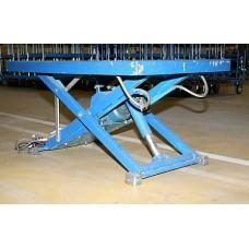 HANS-HEBETECHNIK M1000 Scissor Lifting Table