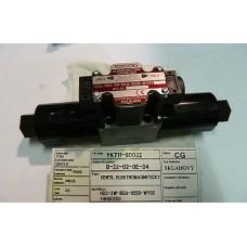 Электромагнитный клапан TOYOOKI HD3-3W-BGA-025B-WYD2+HH00200