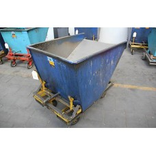 BARTELS SK 30 R-S Chip Container - tilting