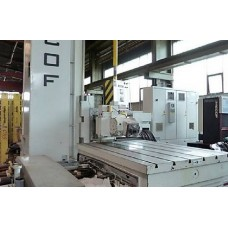 MECOF HVM 5000 Travelling Column Milling Machine