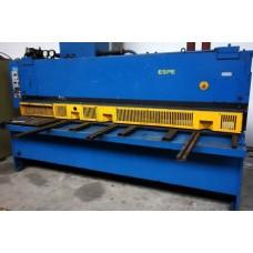 ESPE CNTA 3150/6,3A Гидравлические листовые ножницы 6,3 x 3150 mm
