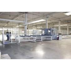 Обрабатывающий центр для профиля Haffner SBA 2