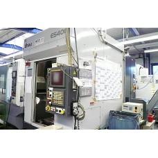 ENSHU SHW ES 400 5 axis Вертикальный обрабатывающий центр