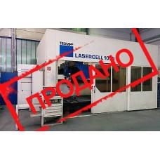 TRUMPF TLC 1005 3D-Система лазерной резки