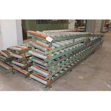 Lot of Roller Conveyors