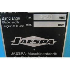 JAESPA W 220 DG Ленточная пила