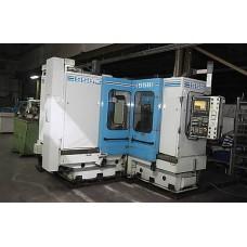 SSB 2 HBZ 05 -40 / 150 CNC Двухшпиндельный горизонтальный фрезерный станок