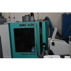 DECKEL MAHO DMC 63 V Вертикальный обрабатывающий центр