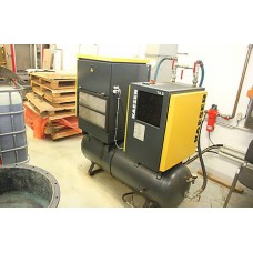 KAESER compressed-air system
