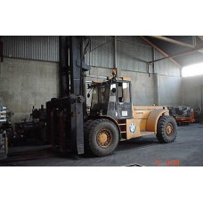 HYSTER H 28.000 Вилочный дизельный погрузчик (26t)